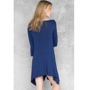Francesca's Collections Dresses - Francesca's Miami Flemming Solid Shift Dress